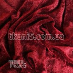 Fabric Velour (light-claret) 2682