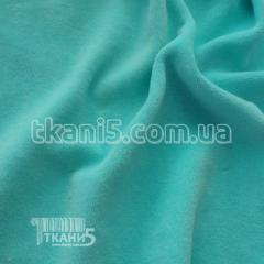 Ткань Велюр хб (мята)