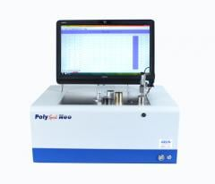 Desktop spark optiko-issue spectrometer of PolySpek Neo for the high-precision analysis of a chemical composition of metals and alloys