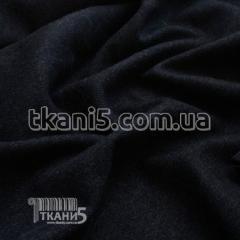 Ткань Костюмная ткань шерстяная (темно-серая)