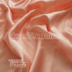 Fabric Satin-backed crepe (light peach) 4268