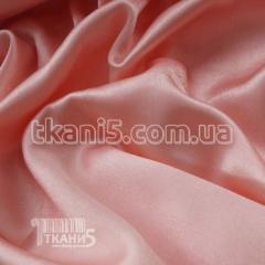 Fabric Satin-backed crepe (light peach) 4335