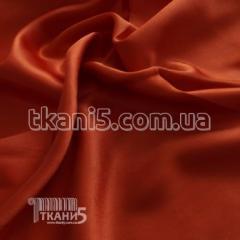 Fabric Satin-backed crepe (terracottas) 4269