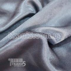 Fabric Satin-backed crepe (gray) 5166