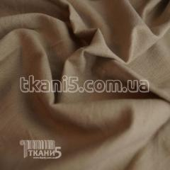 Fabric Flax natural (beige) 3780