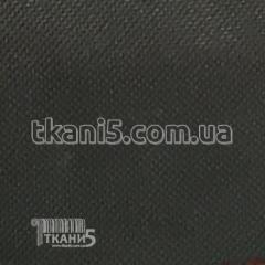 Oxford fabric 420D PVC black (310 GSM) 3569