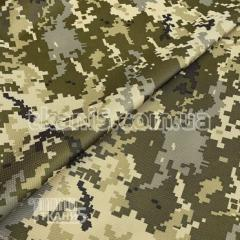 Oxford fabric 600D PU Figure gray (210 GSM) 3638