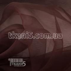 Fabric Organza (brown) 4352