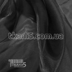 Fabric Organza (black) 4757