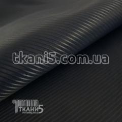 Lining fabric diagonat fabric 240T (black) 5281