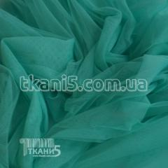 Fabric Grid streych (turquoise) 3159