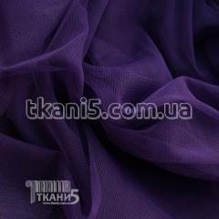 Ткань Сетка стрейч (фиолетовый)