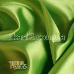 Fabric Streychevy atlas thin (salad) 2203