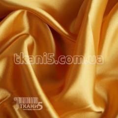 Fabric Streychevy atlas thin (gold) 2186