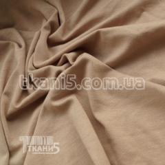 Fabric Jersey Turkey viscose (beige) 2908
