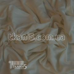 Fabric Jersey Turkey viscose (milk) 2906