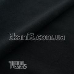 Fabric Jersey two-thread (blue melange) 3014