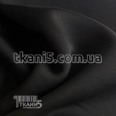 Fabric Jersey neoprene (black) 3889