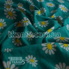 Fabric Jersey of HB print (flowers) 3718
