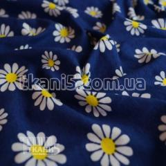 Fabric Jersey of HB print (flowers) 3719