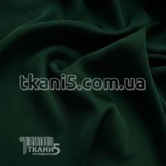 Fabric Chiffon silk (emerald) 5206