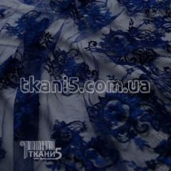 Fabric Chantilly's Guipure (blue) 4797