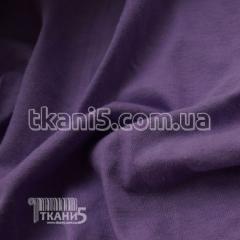 Ткань Кулир пенье в пачках 130 gsm ( сирень )