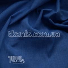 Fabric of Rubashechnaya fabric cotton (jeans) 5197