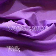 Fabric of Rubashechnaya fabric cotton (lilac) 361