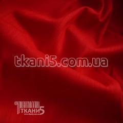 Fabric of Rubashechnaya fabric cotton (dark red)