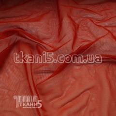 Fabric Grid streych (brick) 4382