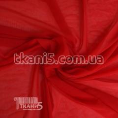 Fabric Grid streych (red) 2085