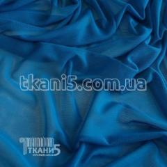 Fabric Grid streych (sea wave) 4324