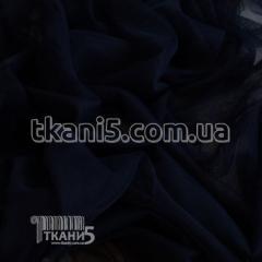 Fabric Grid streych (darkly blue) 3164