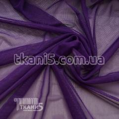 Fabric Grid streych (violet) 3160