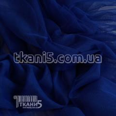 Fabric Grid streych (electro-blue) 3163