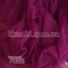 Fabric the Grid streych (fiolt) 3178