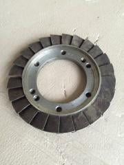 Wreath of the nozzle device 2301.00.250-07