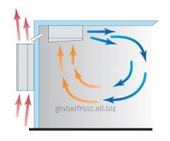 Установки холодильные Сплит-система SM222SF Полаир