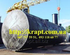Резервуар для хранения ГСМ 50 м.куб