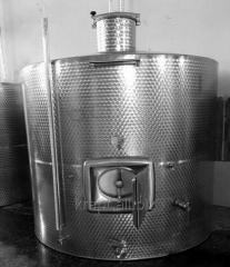 Резервуар из нержавеющей пищевой стали