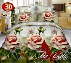Комплект постельного белья ТМ TAG 3D BL3147
