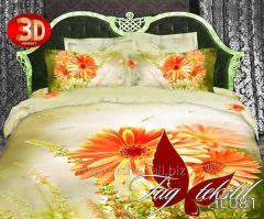 Комплект постельного белья ТМ TAG 3D HL 081