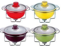 Food warmer of a round form of 1,2 l of WB 35201