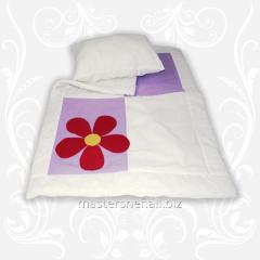 Set Application (blanket + pillow) 110х140