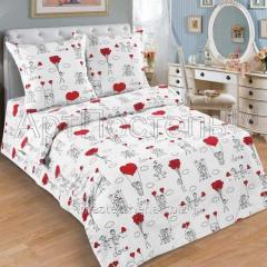 Комплект постельного белья Любовь-морковь из