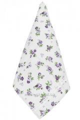 Lilac Rose towel