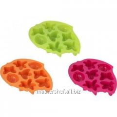 Silicone baking dish of a butterfly of KH 1211