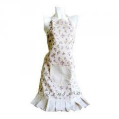 Lilac Rosec TM Provence apron lace