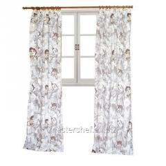 Aredo Gazet's curtains (140*180 cm)